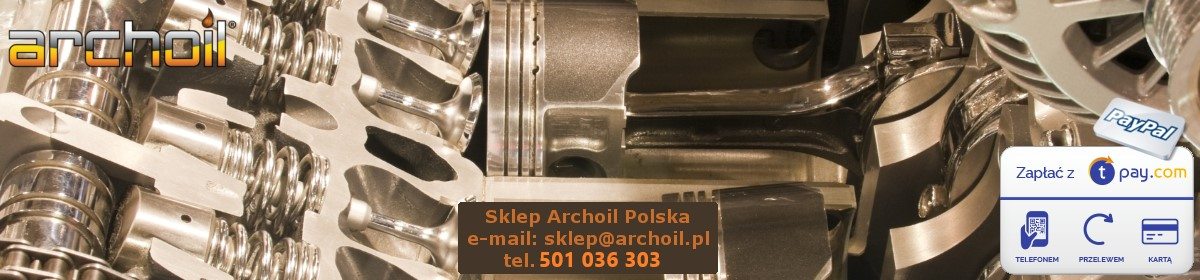 Sklep Archoil Polska